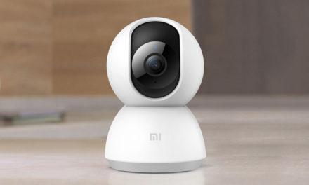 Avis et test de la Camera 360 Mi Home Security