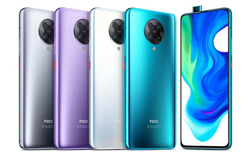 Le Xiaomi Poco F2 Pro est officiellement sorti